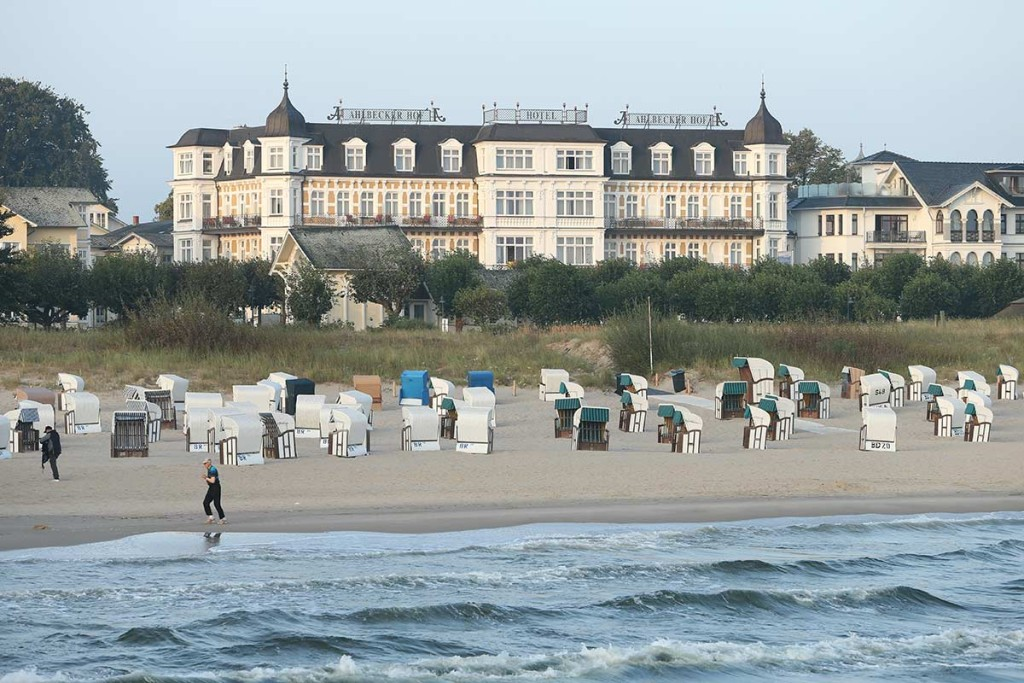 Seebad Ahlbeck Germany  city photo : SEETELHOTEL Ahlbecker Hof Seebad Ahlbeck Usedom