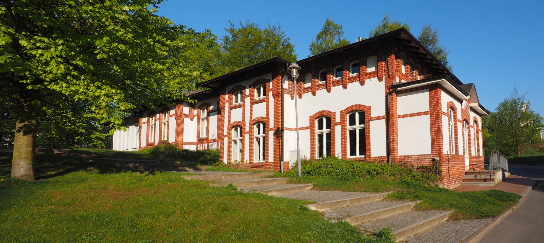 The Maxim Gorki communal library
