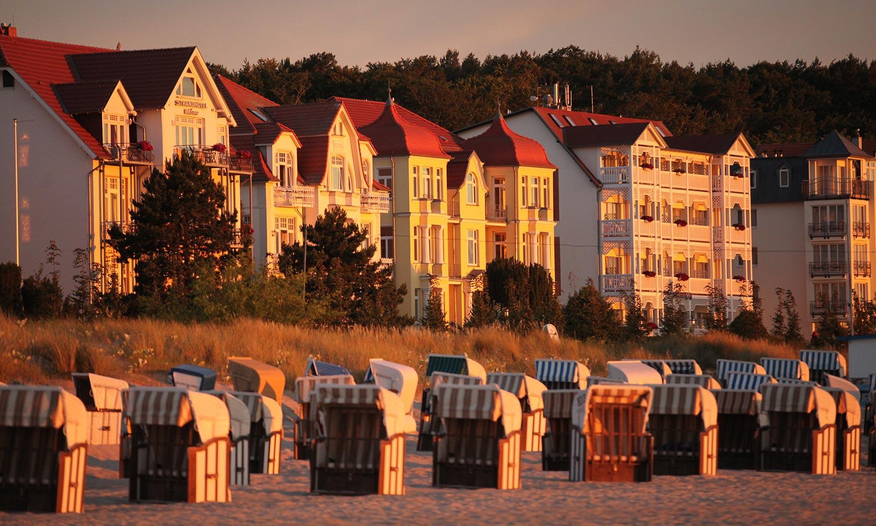 3 Imperial Seaside Resorts