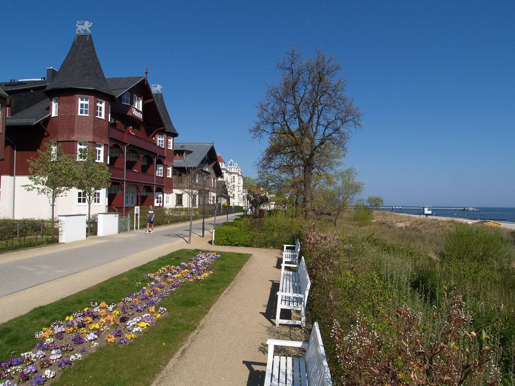 Beach Hotel Bansin Usedom